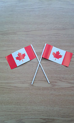 Flags Canada X 1000 LOT