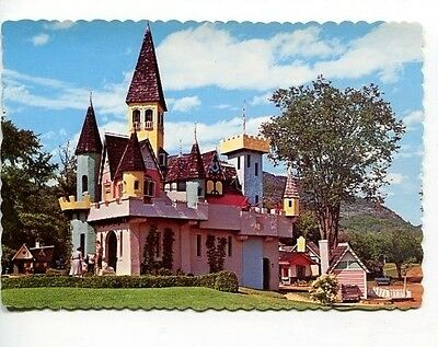 Land of Make Believe Fairtayle Castle PC signed Arto Monaco Upper Jay LOMB #2