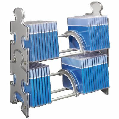 Hama Jigsaw Puzzle CD Rack for Up To 60 CDs