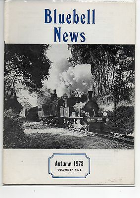 BLUEBELL NEWS, Volume 17, No. 3. Autumn 1975.