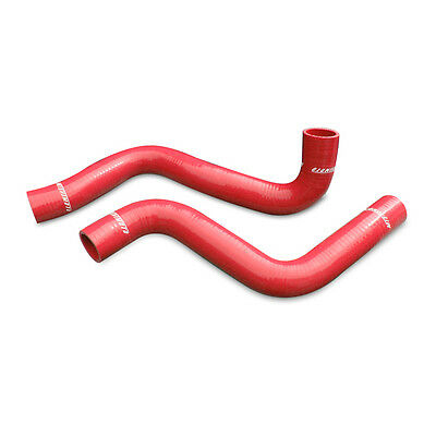 Mishimoto Silicone Radiator Hoses - fits Mazda RX8 / RX-8 - 2002-2012 - Red