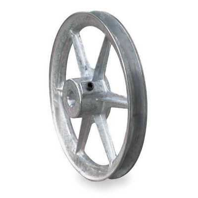"""3/4"""" Fixed Bore 1 Groove V-Belt Pulley 14"""" OD CONGRESS CA1400X075KW"""