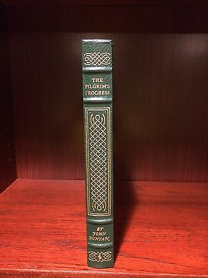 The Pilgrim's Progress by John Bunyan - EASTON PRESS EDITION