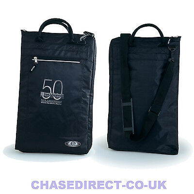 Ritter By Chase Drum Stick Bag Padded Soft Carrying Case 3mm Padding Strap Black