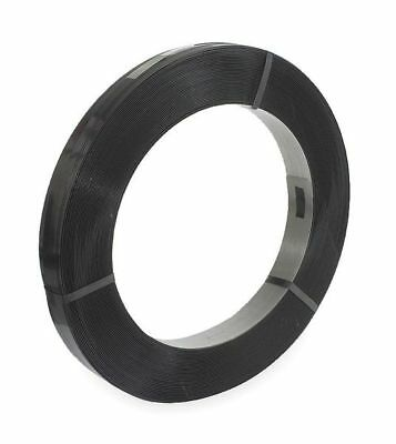 PAC STRAPPING PRODUCTS 1/2x.020 ST-VS Steel Strapping,2942 ft. L,20 mil