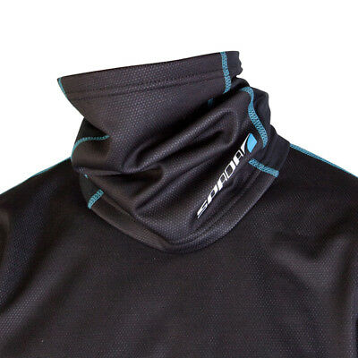 SPADA Chill Factor2 Thermal Neck Guard Black One Size NEW Fleece Lined