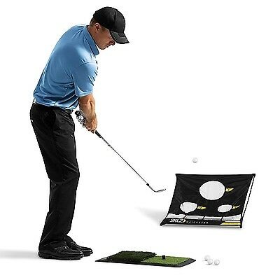 NEW SKLZ Quickster Chipping Net - Multi Target Golf Chipping Practice
