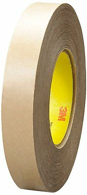 "3M Adhesive Transfer Tape 9485PC, 1"" x 60 yd, 5 mil, Clear - PRICE PER ROLL"
