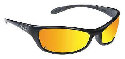 BOLLE SAFETY 40069 Safety Glasses, Red Mirror, Scrtch-Rsstnt