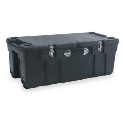 "J Terence Thompson Mobile Storage Trunk, 17-1/2"" W x 37"" L x 14"" H, 2851"