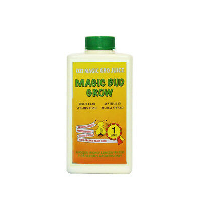 Ozi Magic - Magic Bud Grow - 1L / 5L / 25L | Organic Additive