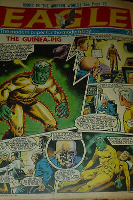 EAGLE Comic - Vol 20 - No 3 - Date 18/01/1969 - UK Paper Comic