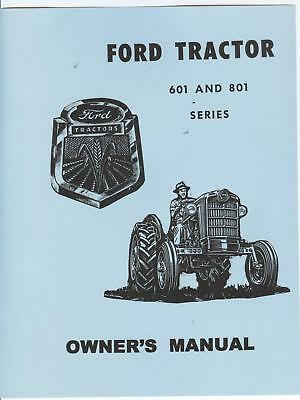 ford tractor   series owners manual  sale