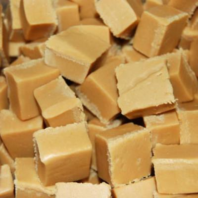 1kg Clotted Cream Fudge Wholesale RETRO SWEETS & CANDY