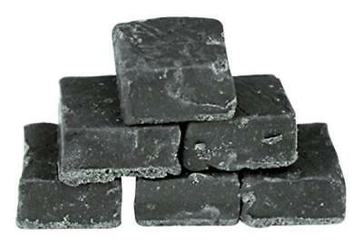 1kg Liquorice Fudge Wholesale RETRO SWEETS & CANDY