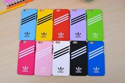 GENUINE COOL GLOSSY COLORFUL HARD SLIM COVER CASE FOR iPhone 6/7/8 iPhone X