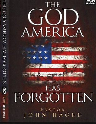 The God America Has Forgotten - 4 Dvds - John Hagee