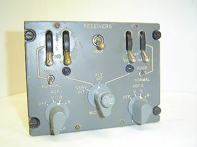 GABLES G-2121 Boeing Aircraft Receivers Panel