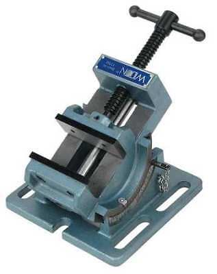 WILTON CR3 Drill Press Vise,Angle,Cradle Style,3 in