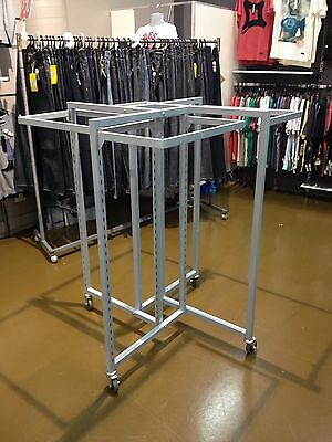 Industrial - Standard Metal 4 Section Rack