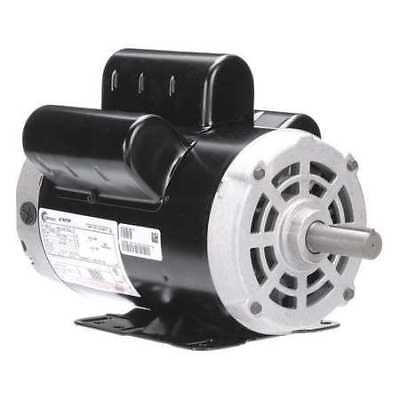 Air Compr Motor,5 HP,3450 rpm,230V,56HZ CENTURY B813