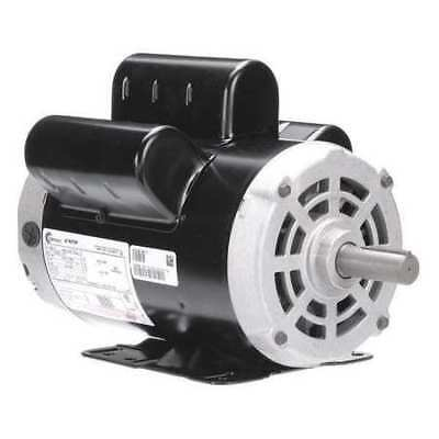 CENTURY B813 Air Compr Motor, 5 HP, 3450 rpm, 230V, 56HZ