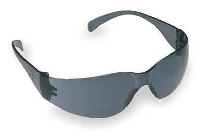 3M 11327 Safety Glasses, Gray, Scratch-Resistant