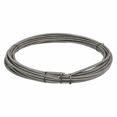 Ridgid 37847 Drain Cleaning Cable, 3/8 In. X 75 Ft.