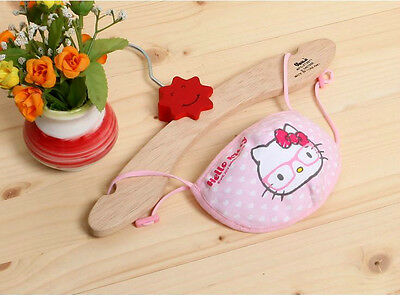 Solid Hello Kitty Winter Essential Fashion Cartoon Children Medical Face Mask