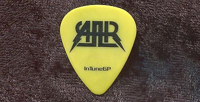 ALL AMERICAN REJECTS 2009 Rock Tour Guitar Pick!!! custom concert stage Pick #1