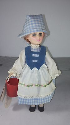 """(#115)Vintage Effanbee """"story Book"""" Collectible Doll 