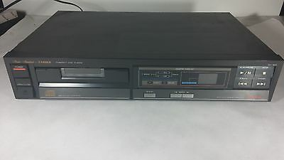 (#231)  Vintage Fisher Cd Player  |  Model Ad-823  |  Powers On
