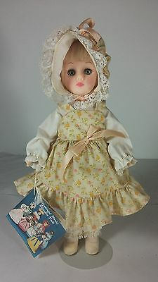 "(#64) VINTAGE EFFANBEE ""STORY BOOK"" COLLECTIBLE DOLL 