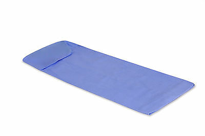 BackBacker Pillow Case - flannel material reduces slippage, no pillow included