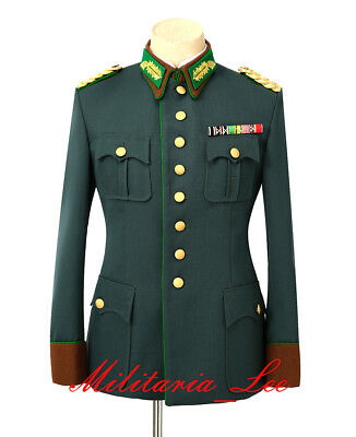 WW2 German Repro Ordnungspolizei General M38  Tunic(before 1942) All Sizes