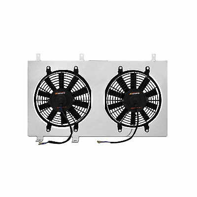 Mishimoto Alloy Radiator Fan Shroud Kit - fits Nissan 200SX S14 - 1994-1999