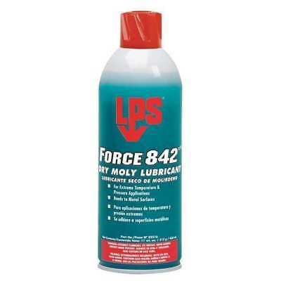 LPS 02516 Force 842(R), Lube, Dry Moly, 11 Oz