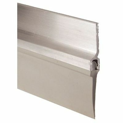 PEMKO 307AV48 Door Bottom Sweep, 4 Ft