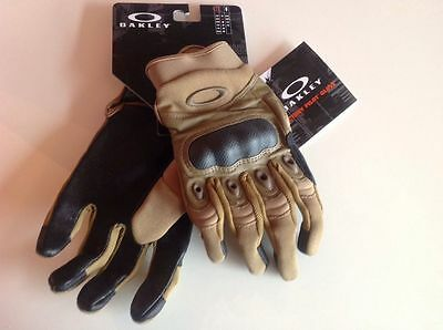 OAKLEY SI ASSAULT GLOVES COYOTE BROWN. S,M,L,XL,XXL.