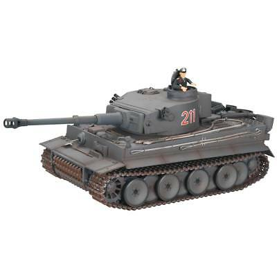 NEW VsTank 1/24 Tiger 1 Early Battle Tank Gray 2.4GHz RTR A03102987