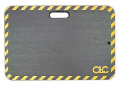 CLC 302 Kneeling Pad, 14 x 21in, Black, NBR