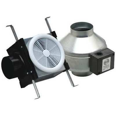 FANTECH PB110 Exhaust Fan Kit, 4 In. Dia.