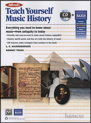 Teach Yourself Music History Book/CD & Streaming Audio from Naxos