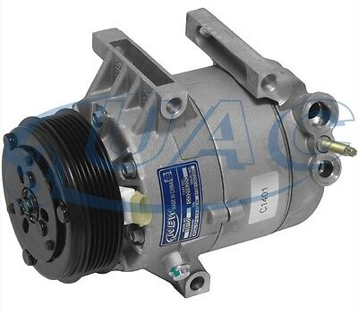 New A/C AC Compressor With Clutch Fits: 04-06 Chevy Malibu LT LTZ Maxx LS LT 3.5
