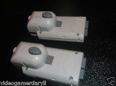 Performance Tremor Rumble Pak Rumble Pack for the Sega Dreamcast System (2)