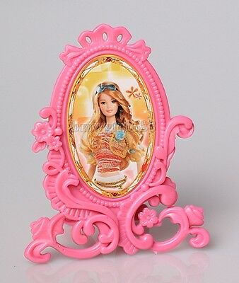 Cute Every Family Toys Mirror Playing House Mirror  Doll Mirror Cute Mirror