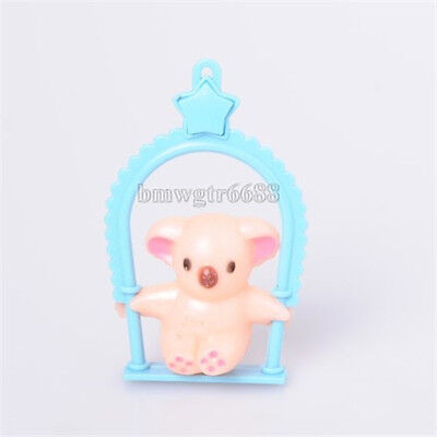 Cute Dolls Accessories Playing Toys Swing Every Family Toys Swing Blue Swing