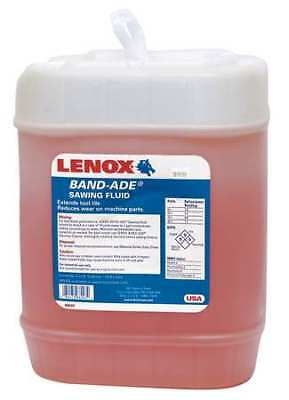 LENOX 68003 Cutting Oil, 5 gal, Carboy