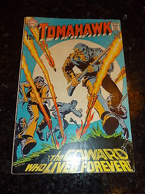 TOMAHAWK Comic - No 120 - Date 01/1969 - DC / National Comics