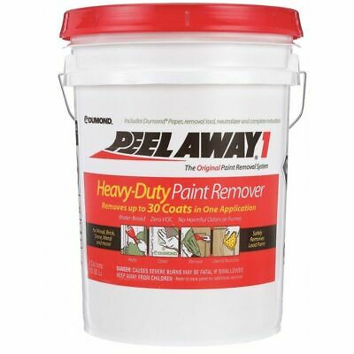 DUMOND 1005N Peel Away 1 - Complete Kit, 5 Gal